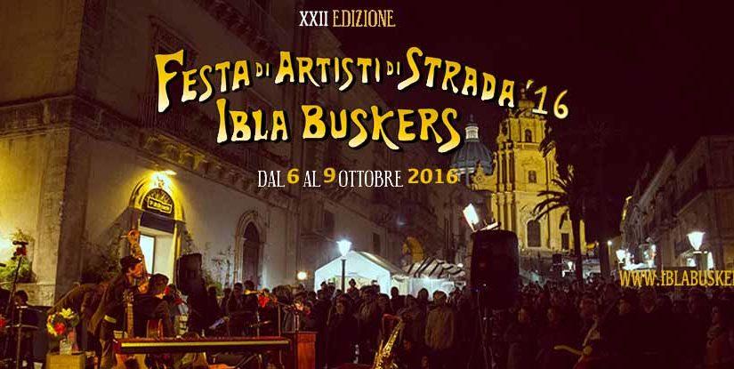 Ibla buskers 2016
